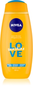 Nivea Love Sunshine Refreshing Shower Gel With Aloe Vera