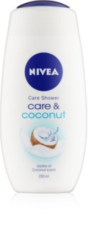 Nivea Care & Coconut cremiges Duschgel