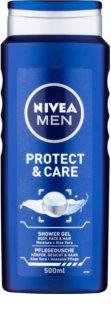Nivea Men Protect & Care Shower Gel 3 In 1