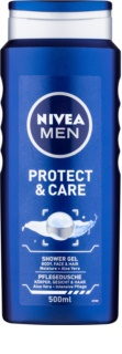 Nivea Men Protect & Care sprchový gél 3v1