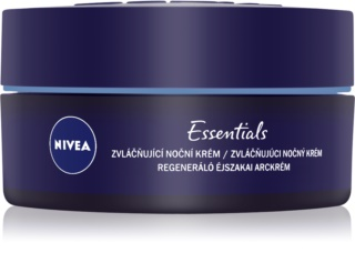 Nivea Aqua Effect crème de nuit régénérante pour peaux normales à mixtes