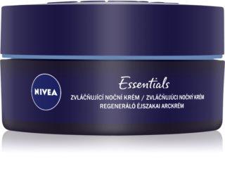 Nivea Aqua Effect creme de noite regenerador  para pele normal a mista