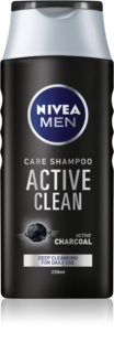Nivea Men Active Clean Shampoo for Men