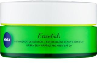 Nivea Urban Skin antioksidacijska dnevna krema s hijaluronskom kiselinom