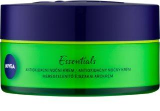 Nivea Urban Skin crema notte antiossidante con acido ialuronico