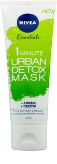 Nivea Urban Skin Cleansing Detox Mask