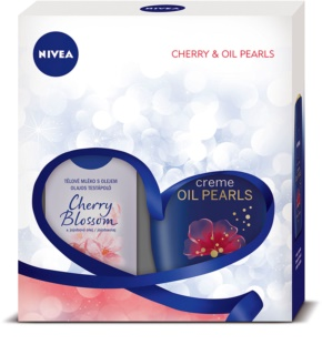 Nivea Creme Oil Pearls coffret I.