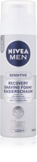 Nivea Men Sensitive espuma de afeitar para pieles sensibles