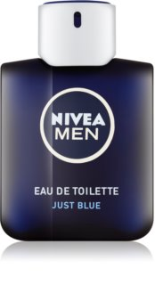 Nivea Men Just Blue eau de toilette para homens 100 ml