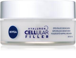 Nivea Hyaluron Cellular Filler creme de dia refirmante SPF 30