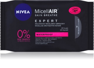 Nivea MicellAir  Expert Micellar Makeup Remover Wipes