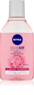 Nivea MicellAir  Rose Water Zwei-Phasen Mizellenwasserr
