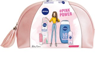 Nivea Wild Raspberry & White Tea coffret I.