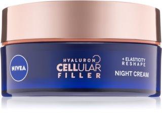 Nivea Hyaluron Cellular Filler creme remodelador de noite