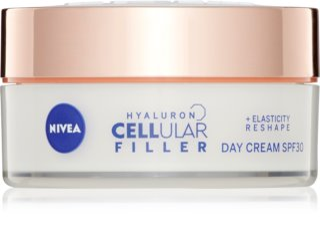 Nivea Hyaluron Cellular Filler αναδιαμορφωτική κρέμα ημέρας SPF 30