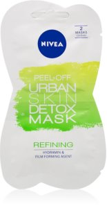 Nivea Urban Skin čistilna luščilna maska