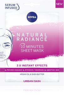 Nivea Urban Skin maska za posvetlitev