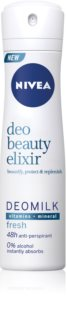Nivea Deo Beauty Elixir Fresh Antitranspirant-Spray 48 Std.