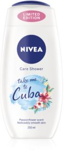 Nivea Take Me to Cuba Creamy Shower Gel