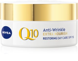 Nivea Q10 Power Nourishing Day Cream with Anti-Wrinkle Effect