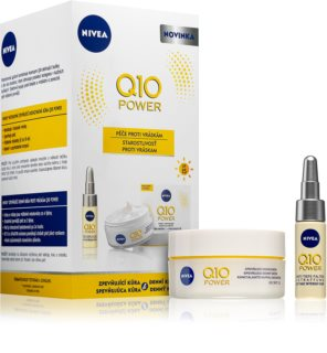 Nivea Q10 Power coffret V. (antirrugas)