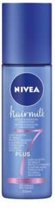Nivea Hairmilk 7 Plus Regenerating Leave-In Conditioner For Fine Hair