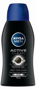 Nivea Men Active Clean Duschgel für Herren
