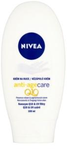 Nivea Q10 Anti-Age Care crema de maini
