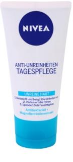 Nivea Anti-Blemish leichte feuchtigkeitsspendende Creme gegen die Unvollkommenheiten der Haut