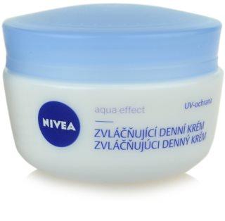 Nivea Aqua Effect crema de día suavizante para pieles normales y mixtas