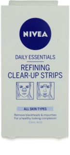 Nivea Aqua Effect Cleansing Face Strips