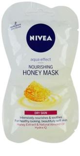 Nivea Aqua Effect masque nourrissant au miel