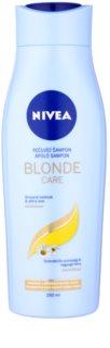 Nivea Brilliant Blonde Shampoo  voor Blond Haar