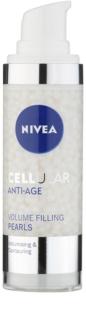 Nivea Cellular Anti-Age intenzívne vyplňujúce a protivráskové sérum s kyselinou hyalurónovou na tvár, krk a dekolt