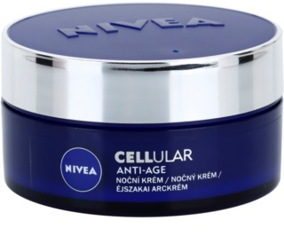 Nivea Cellular Anti-Age crema de noapte pentru reintinerire 40+