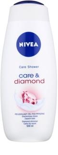 Nivea Care & Diamond pflegendes Duschgel