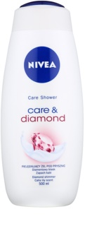 Nivea Care & Diamond gel de ducha para cuidar la piel