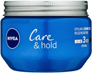 Nivea Care & Hold kremasti gel za lase