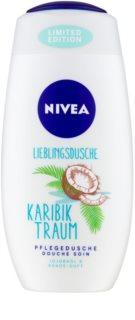 Nivea Care & Coconut tusfürdő gél