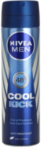 Nivea Men Cool Kick antitranspirante em spray