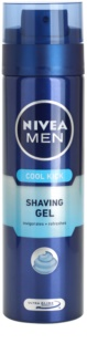 Nivea Men Cool Kick gel de afeitar