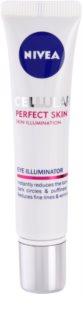 Nivea Cellular Perfect Skin aufhellende Crem für die Augenpartien