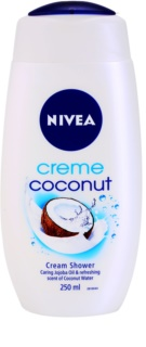 Nivea Creme Coconut krémes tusoló gél