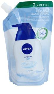 Nivea Creme Soft folyékony szappan utántöltő