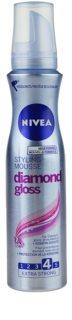 Nivea Diamond Gloss fixáló hab