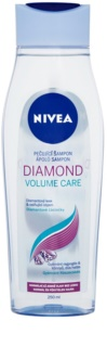 Nivea Diamond Volume champú para dar volumen y brillo