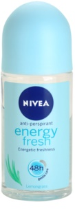 Nivea Energy Fresh antitraspirante roll-on