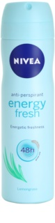 Nivea Energy Fresh deodorante spray