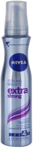 Nivea Extra Strong Styling Mousse