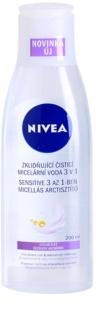 Nivea Face Mizellar-Reinigungswasser für empfindliche Haut